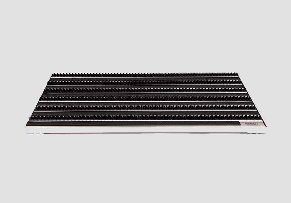 Häufig Sauberlaufzone 60x40cm/22mm - Clean Rubber-Scrub inkl. Rahmen zum XU48